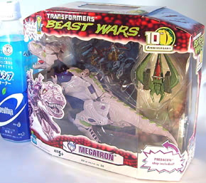 BW10周年記念新メガトロン(BEAST WARS 10th Anniversary MEGATRON)