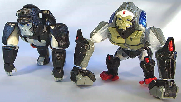 BW10周年記念新コンボイ(BEAST WARS 10th Anniversary OPTIMUS PRIMAL)