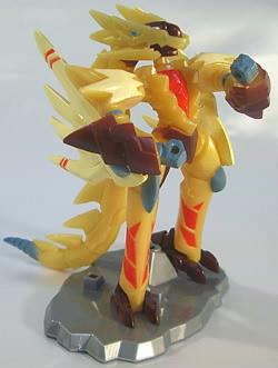 聖天折紙戦士 ドラファラード:フィギュアセット