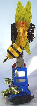 ガオパチモン・インセクト :King Beetle(韓国販売台湾産謎パワーアニマルズ)