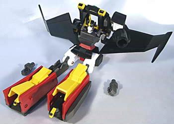 最小変形マイトガンナー、轟龍