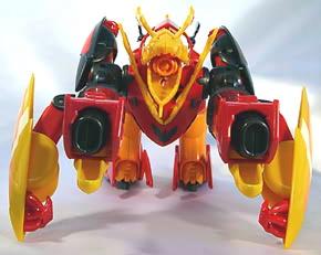 RED DRAGON:聖天折紙戦士 ドラファラード