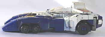 SUPERロボCAR ガルビオン