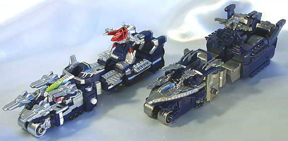 TransMax Vehicle Sets