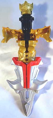 Red Sentinel Zord Ranger
