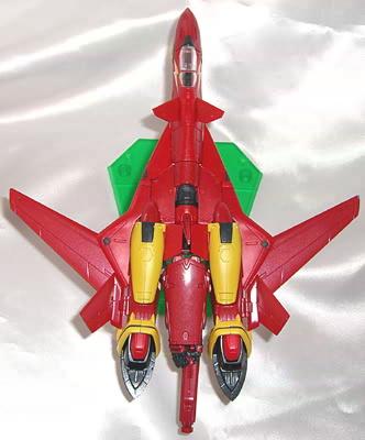 VF HI-METAL ファイヤーバルキリー