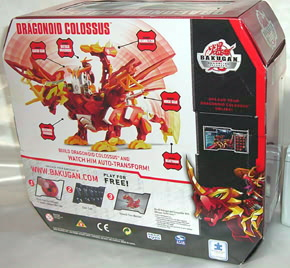 DRAGONOID COLOSSUS