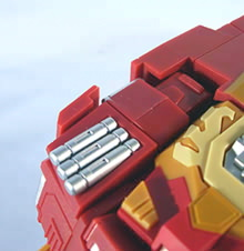 FansProject Protector、Sidearm